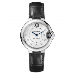 Cartier Ballon Bleu 33 mm W4BB0009 Ladies