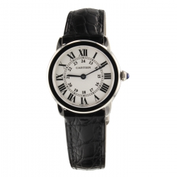 Cartier Ronde Solo W6700155 Womens